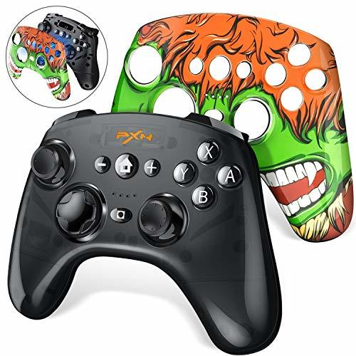 DinoFire Wireless Controller for Nintendo Switch PXN Remote Pro Controller with