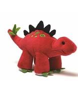 Gund Animal Chatter Dino Roars Stegosaurus with Sound Plush Stuffed Anim... - $8.83