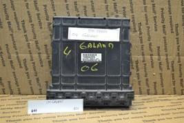 2004 Mitsubishi Galant Engine Control Unit ECU 1860A226 Module 661-6D2 - $13.99