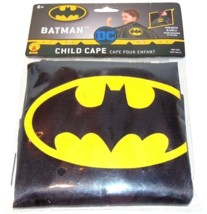 DC Superheroes Batman Child Cape by Rubie's Costume Co. (One Size) BRAND... - $0.99