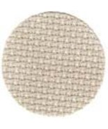 Sand Castle 14ct Hand Dyed Jobelan Aida 36x52 cross stitch fabric Wichelt - $61.20