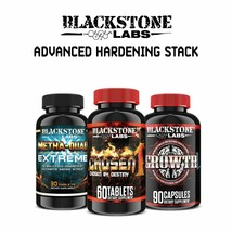 BlackStone Labs Advanced Hardening Stack  Growth - MethaQuad - Chosen *A... - $124.34