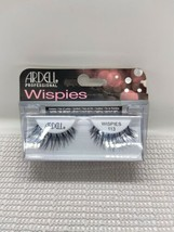 Ardell Wispies Fashion Lash 113 Black # 61310 New & Sealed - $12.77