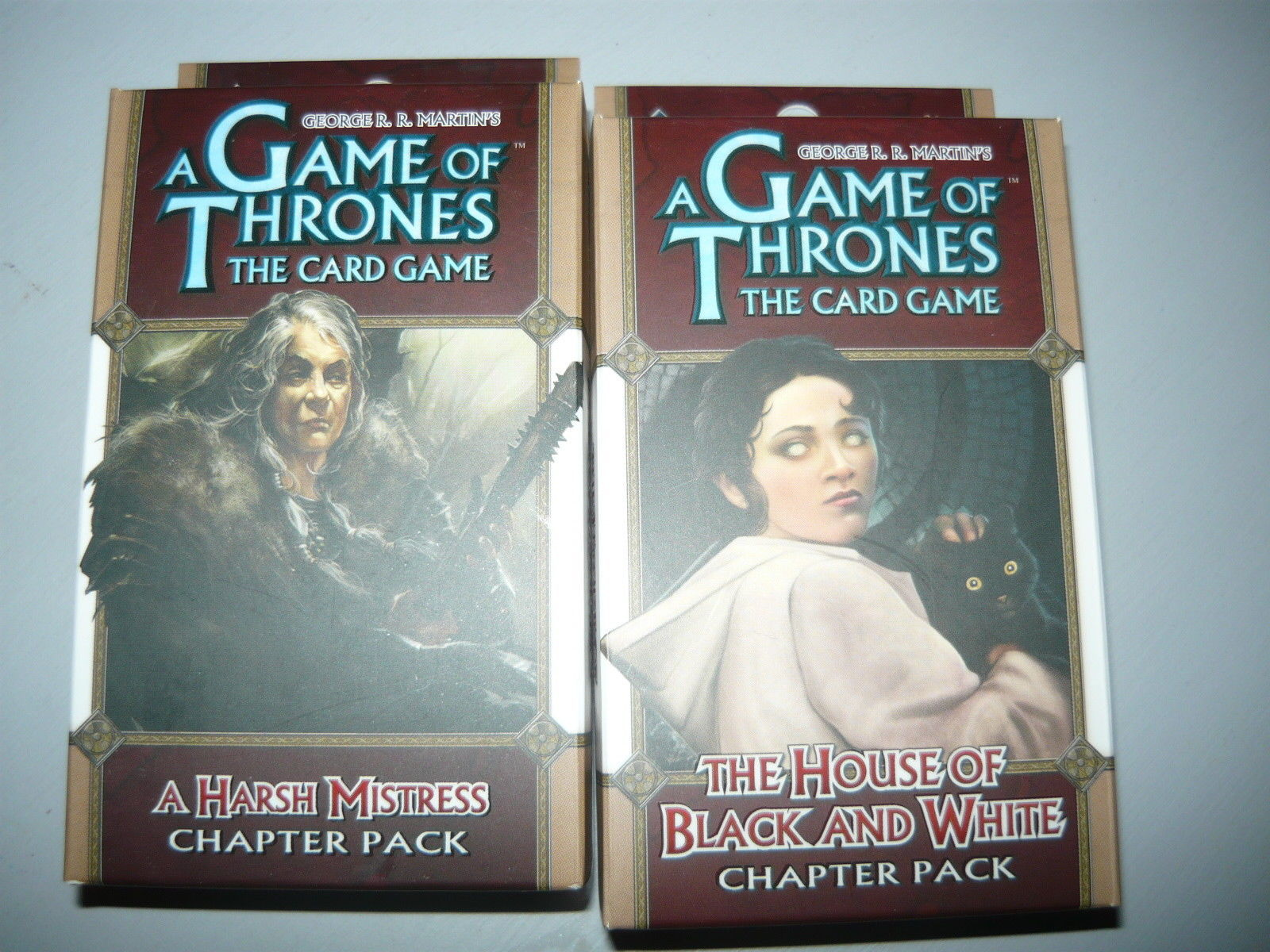 A Game of Thrones chapter pack lot 2 the house of black and white harsh mistress