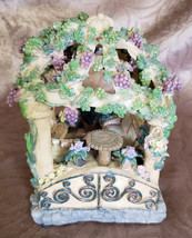 "Vintage Classic Treasures Archway Sculpture Music Box - ""Waltz of the Fl... - $27.00"