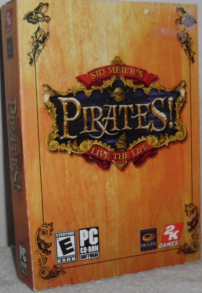 Pirates of the Caribbean Live the Life PC Software CD-ROM Everyone Game