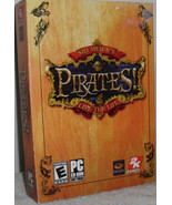 Pirates of the Caribbean Live the Life PC Software CD-ROM Everyone Game  - $24.00