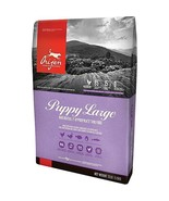 Orijen Large Puppy Formula Dog Food, 25 Lb - $120.73