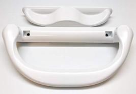 SBML Involute Sliding Patio Door Handle Set White - $89.55