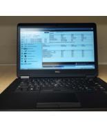 Dell latitude E7450 8GB RAM I-7 5600U 2.6GHZ 8GB RAM 128GB SSD Windows 10 Pro - $125.00