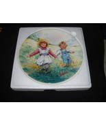 "WEDGWOOD/ VICKERS collector plate ""PLAYTIME"" - $19.99"