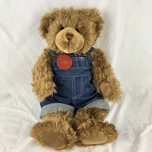 "Build A Bear 18"" Plush Brown Teddy Bear Limited Edition Centennial Serie... - $22.76"