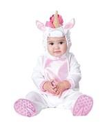 Incharacter Magical Unicorn Fairytale Infant Baby Halloween Costume 16017 - $27.98