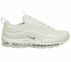 Nike Air Max 97 Trainers White Wolf Grey Shoes - $224.24