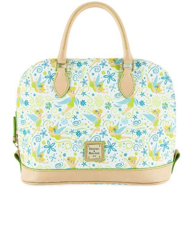 Disney Tinker Bell  Satchel Bag by Dooney & Bourke New with Tags - $386.09