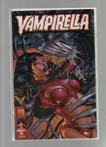 Vampirella: World's End #2 - Monthly 14 - Harris Comics - Monster Cover ... - $4.89
