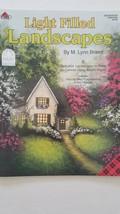 Light Filled Landscapes By M. Lynn Brand Plaid #9759 2003 Decorative  Tole Paint - $4.94