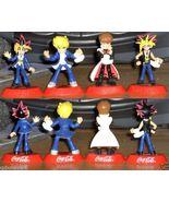 RARE JPN Jump Festa Coke Cola Promo Yu-Gi-Oh! Yugioh Figures 4 pc Set + ... - $169.99