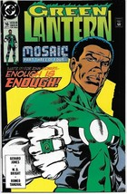 Green Lantern Comic Book #16 Third Series DC Comics 1991 VERY FINE UNREAD - $2.99