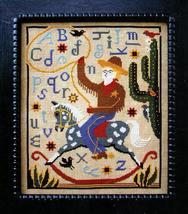 The Boys Series: Jackson cross stitch chart Carriage House Samplings - $9.00