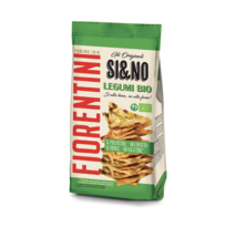 Fiorentini si&no Florentine con Legumi Bio Mini-Corn Cakes with legumes 80g - $3.53