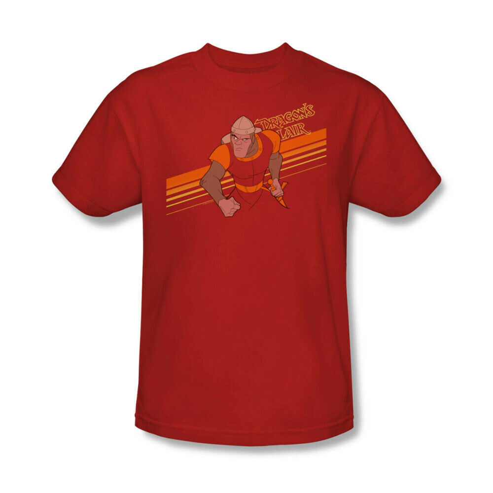 Dragons Lair Dirk t-shirt Vintage 80's arcade game graphic tee DRL126