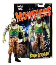 "WWE Monsters Braun Strowman 7"" Figure New in Package - $24.88"