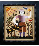 The Boys Series: Jeremiah cross stitch chart Carriage House Samplings - $9.00