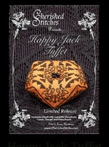 Happy Jack Tuffet Limited Edition Kit cross stitch kit Cherished Stitches  - $18.90