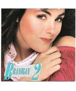 Laura Branigan 2 CD Original Edition Atlantic Records Solitaire Lucky 1983 - $24.95