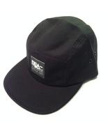 Sea-Town Swag 5-Panel Hat, Black - $30.00