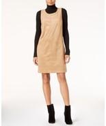 Maison Jules Women's Faux-Suede Shift Dress Size Small - $44.30