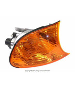 BMW E46 Turn Signal Light with Yellow Lens Right / Passenger Side Front OEM - $40.95