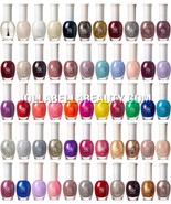Ruby Kisses Nail Polish High Shine Glitter Pastel Solid Manicure Color *1Pc - $1.99