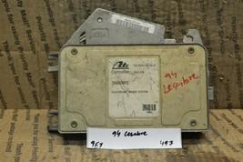 1994 Buick LeSabre ABS Control Unit OEM 25603812 Module 497-9E7 - $9.49