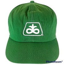 Pioneer Seed Hat Cap Strap Back K-Products Adjustable Green White Logo K... - $13.95
