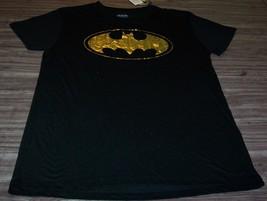 Women's Vintage Style Batman Dc Comics T-shirt Large New w/ Tag - $19.80