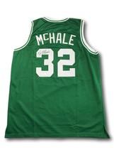 KEVIN MCHALE SIGNED BOSTON CELTICS BASKETBALL JERSEY COA JSA AUTOGRAPH BIRD - $339.15