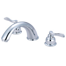 Nuwave French Two Handle Roman Tub Filler - $129.66