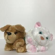 "Wild Republic Switch a Rooz Purrs Cat Paws Dog Plush Stuffed Animal 7"" Tall  - $18.80"