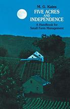 Five Acres and Independence: A Handbook for Small Farm Management [Paperback] Ma image 2