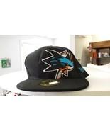 NHL San Jose Sharks New Era Flex Fit Hat  - 7 1/2 - $22.48