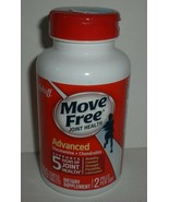 Schiff Move Free Joint Health Advanced 160 Coated Tablets Supplement Exp... - $20.09