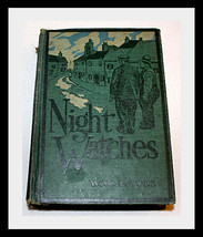 1914 NIGHT WATCHES BOOK BY W.W. JACOBS - $12.81