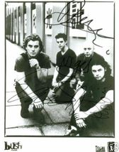 BUSH GROUP BAND SIGNED AUTOGRAPHED RP PHOTO GAVIN + - $13.99