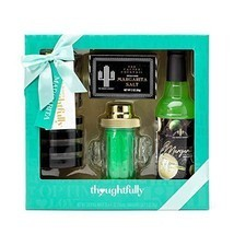 The Margarita Gift Set | Contains Cactus Cocktail Shaker, Margarita Mixe... - $48.83