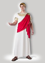 InCharacter Julius Caesar History Roman Adult Mens Halloween Costume CM1... - €44,81 EUR