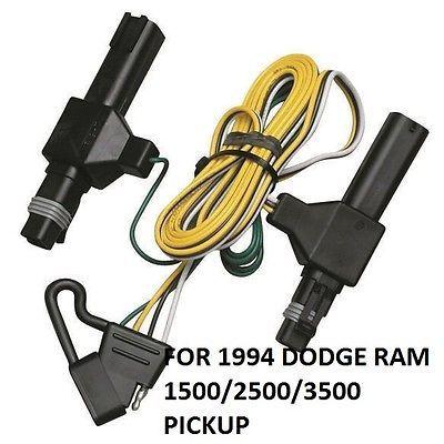 1994 dodge ram 2500 wiring harness dodge ram 2500 wiring harness 1994 dodge ram 1500/2500/3500 pickup trailer hitch wiring ...