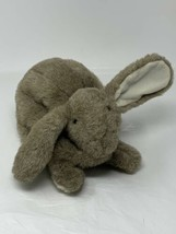 """Folkmanis Baby Lop Eared Bunny Rabbit Plush Hand Puppet Brown Tan Toy 11"""" - $13.37"""