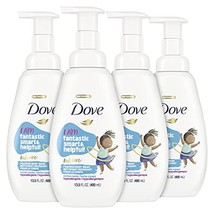 Dove Foaming Body Wash For Kids Cotton Candy Hypoallergenic Skin Care 13... - $30.68